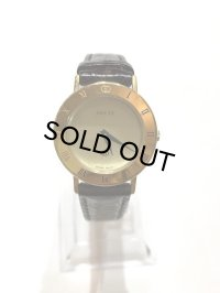 10%OFF!GUCCI ゴールド 文字盤 腕時計 グッチ WATCH